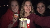 Roomie movie dates