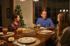 Caleb's family