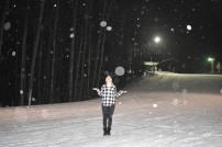 Finally, SNOW