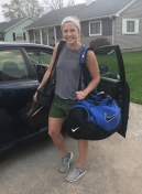 Off to start Jr year!