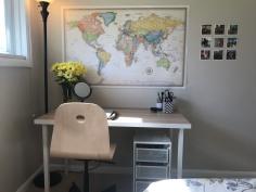 New room + new angle